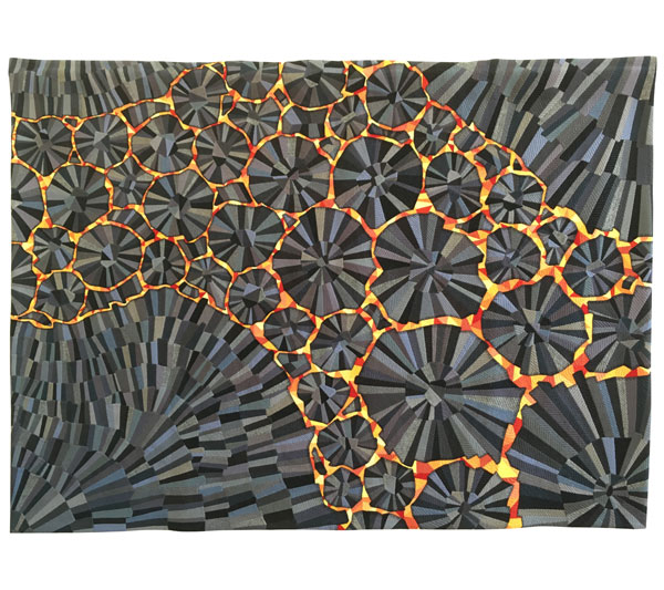 Lava by Katherine Jones